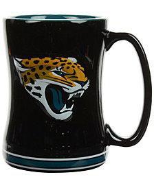 Jacksonville Jaguars 15 oz. Relief Mug