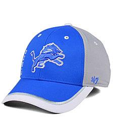 '47 Brand Detroit Lions Crash Line Contender Flex Cap