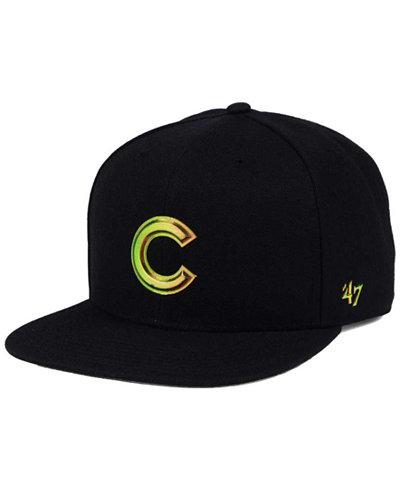 '47 Brand Chicago Cubs Iguana CAPTAIN Cap