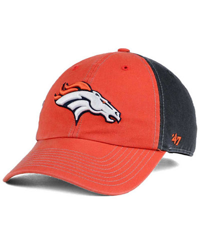 '47 Brand Denver Broncos Transistor CLEAN UP Cap