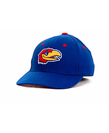 Top of the World Boys' Kansas Jayhawks Onefit Cap