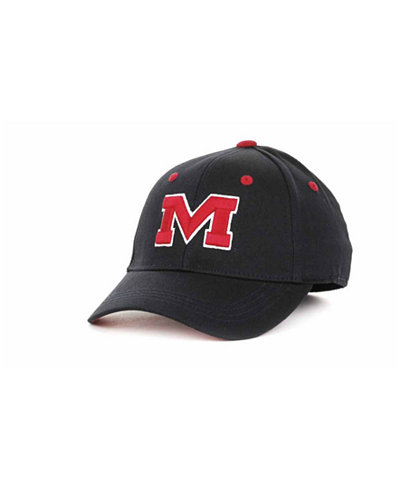 Top of the World Boys' Ole Miss Rebels Onefit Cap