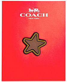 COACH Classic Star Sticker