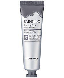 Receive a FREE TONYMOLY Painting Therapy deluxe sample with 5 TONYMOLY Sheet Mask purchase!