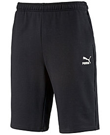 Puma Men's Archive French Terry Bermuda Sweat Shorts