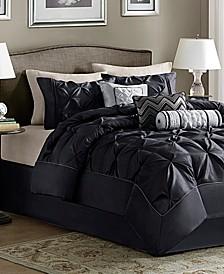 Wilma 7-Pc. California King Comforter Set