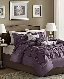 Madison Park Laurel 7-Pc. Full Comforter Set