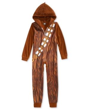 Star Wars Chewbacca Hooded Pajamas Little Boys (47)  Big Boys (820)