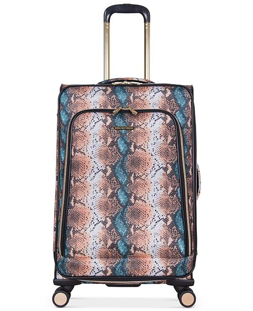 "Aimee Kestenberg CLOSEOUT! Bali 24"" Expandable Softside Spinner Suitcase"