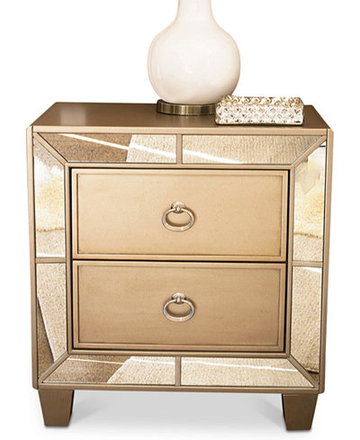 Chantelle Nightstand, Quick Ship