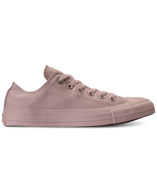482315c1911d Converse Women s Chuck Taylor Ox Casual Sneakers from Finish Line ...