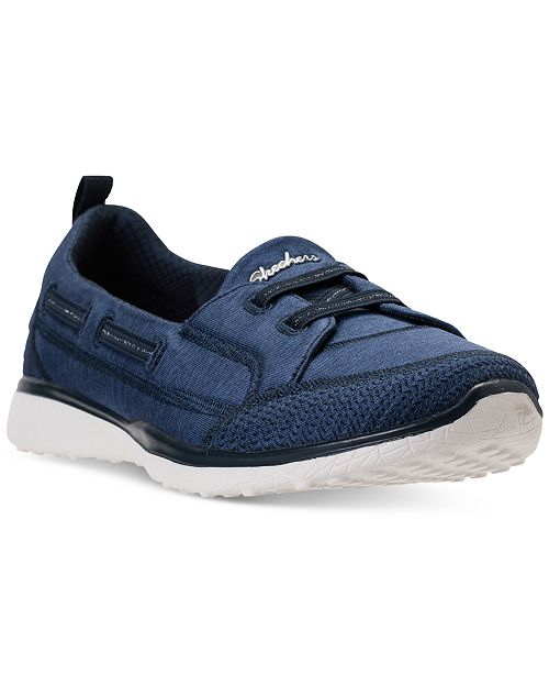 99609b51146e ... Skechers Women s Microburst - Topnotch Casual Walking Sneakers from  Finish ...