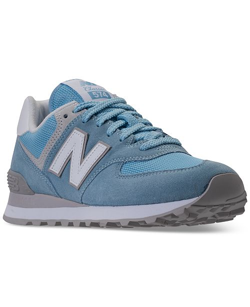 73520cb803c ... New Balance Women s 574 Casual Sneakers from Finish Line ...