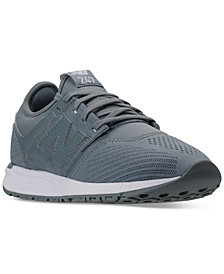 New Balance Women's 247 Mesh Casual Sneakers from Finish Line