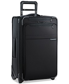 Baseline Domestic 2-Wheel Carry-On Luggage