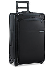 "Briggs & Riley Baseline 22"" Expandable Wheeled Carry-On Suitcase"