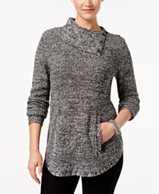 Oversized Sweaters: Shop Oversized Sweaters - Macy's
