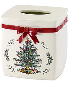 Avanti Spode Christmas Tree Tissue Cover