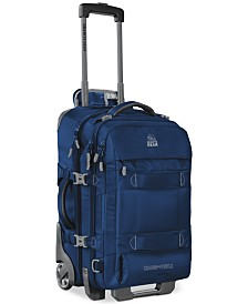 "Granite Gear Cross-Trek 2 22"" Wheeled Carry-On Duffel"
