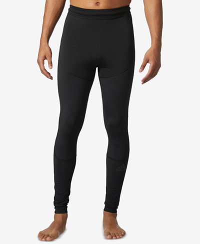 adidas Men's ClimaLite® TechFit Compression Leggings