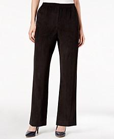 Women's Classic Corduroy Proportioned Medium Pant