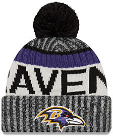 New Era Boys' Baltimore Ravens Sport Knit