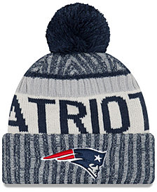 New Era Boys' New England Patriots Sport Knit