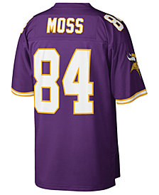 Mitchell & Ness Men's Randy Moss Minnesota Vikings Replica Throwback Jersey
