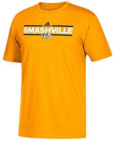 adidas Men's Nashville Predators Dassler Local T-Shirt
