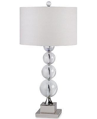 Regina Andrew Design Regina Andrew Crystal Sphere Table Lamp