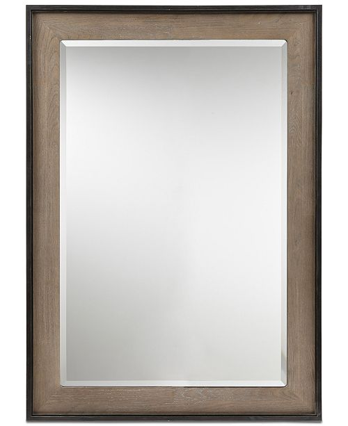 Furniture Avery Brown Mirror