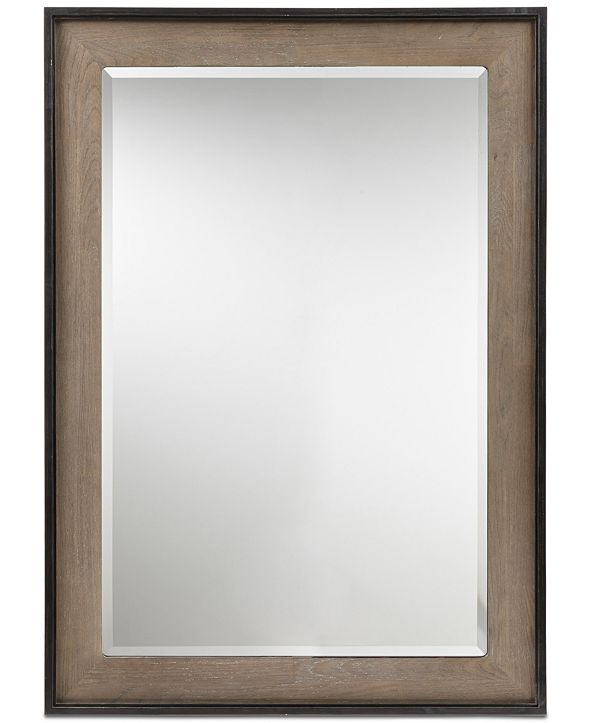 Furniture Avery Brown Mirror