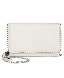 I.N.C. Valliee Multi Compartment Chain Crossbody, Created for Macy's