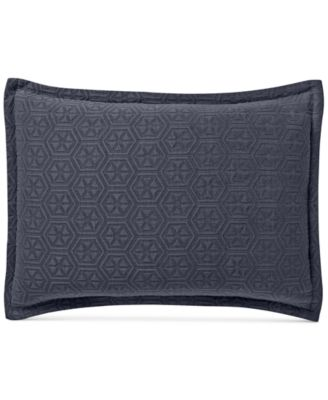 CLOSEOUT! Medallion Matelasse Standard Sham, Created for Macy's