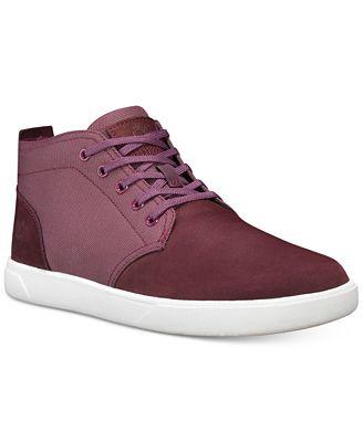 Timberland Men's Groveton Chukka Sneakers