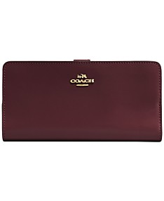 5bbaffc9d1 Coach Wallets For Women: Shop Coach Wallets For Women - Macy's