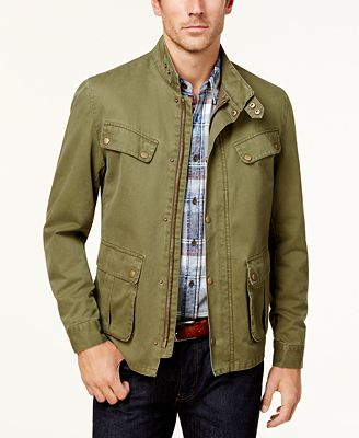 BS by Blake Shelton Men's Military-Inspired Jacket, Created for Macy's