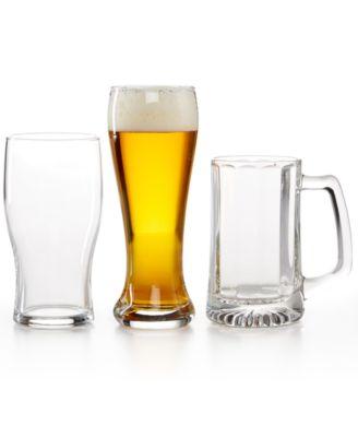 Craft Brew Brew Master's Beer Glass 12 pc Set