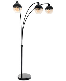 Nova Lighting Orson 3-Arc Floor Lamp