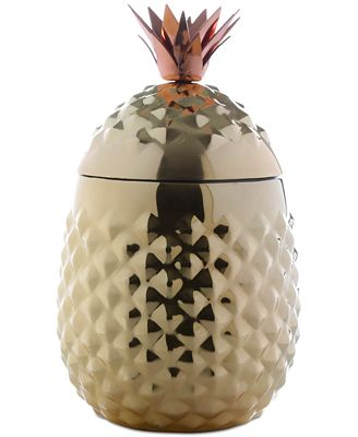 CLOSEOUT! Thirstystone Copper Pineapple Ice Bucket