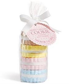Celebrate Shop Caramel Cookie Bath Fizzers