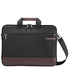 Samsonite Men S Kombi Slim Briefcase