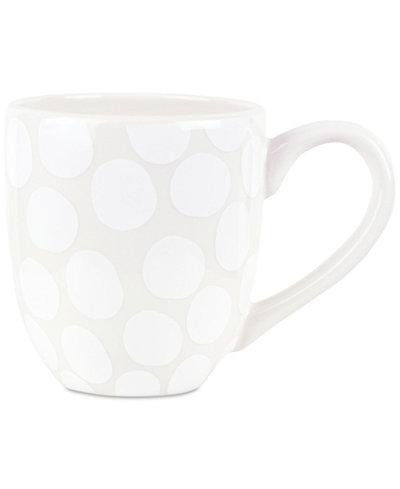 Coton Colors White Pebble Mug