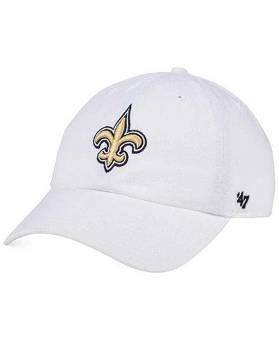 '47 Brand New Orleans Saints CLEAN UP Cap