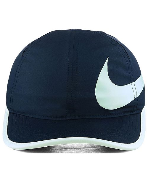 outlet store 5e0ba 674da ... Nike Featherlight Swoosh Cap ...