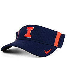 Nike Illinois Fighting Illini Sideline Aero Visor