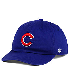 '47 Brand Boys' Chicago Cubs CLEAN UP Cap