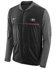 Nike Men's Georgia Bulldogs Elite Hybrid Jacket