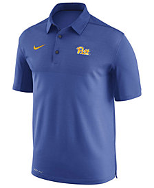 Nike Men's Pittsburgh Panthers Elite Coaches Polo