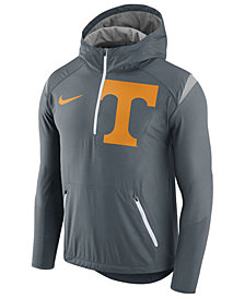 Nike Men's Tennessee Volunteers Fly-Rush Quarter-Zip Hoodie